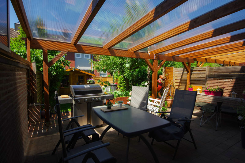how to remove conservatory roof panels