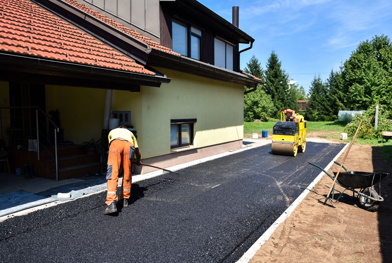 Recycled Asphalt Driveways Problems And Prevention