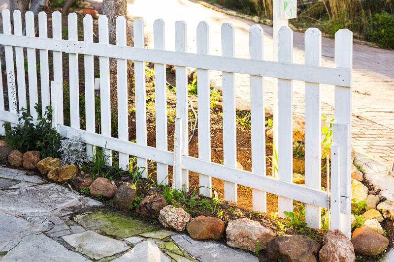 Cheap Boundary Fence Ideas