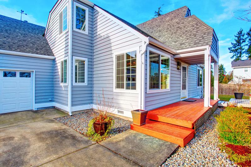 exterior window trim styles