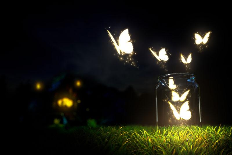 how to make a fairy garden container