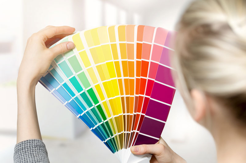 statement paint colours for your home