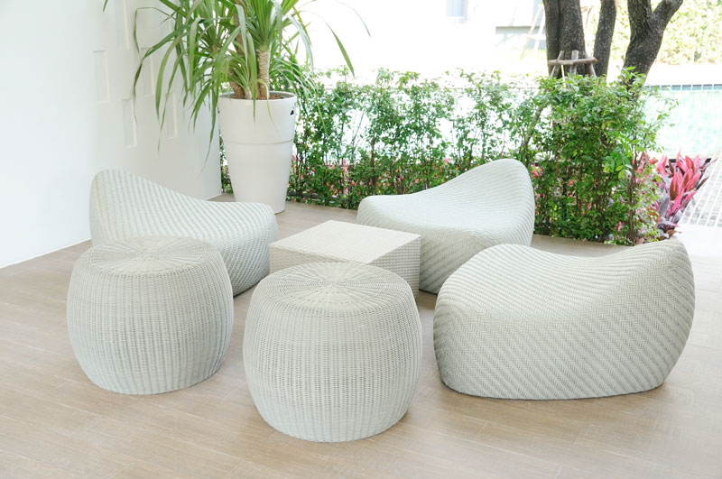 Get Creative With Indoor Rattan Conservatory Furniture