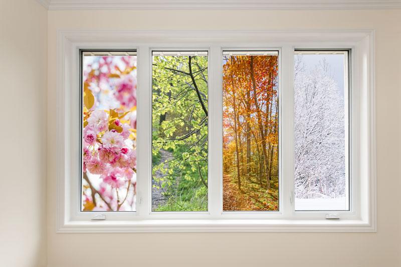 installing-windows-in-winter-vs-summer