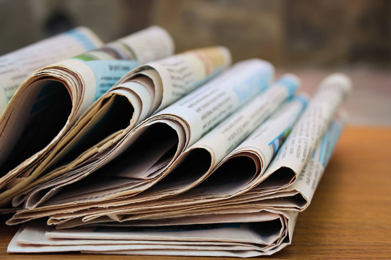 Using Newspaper As Insulation