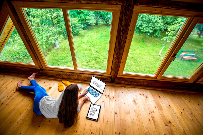 Composite Window Frame : Wood vs pvc window frames which is best for my home