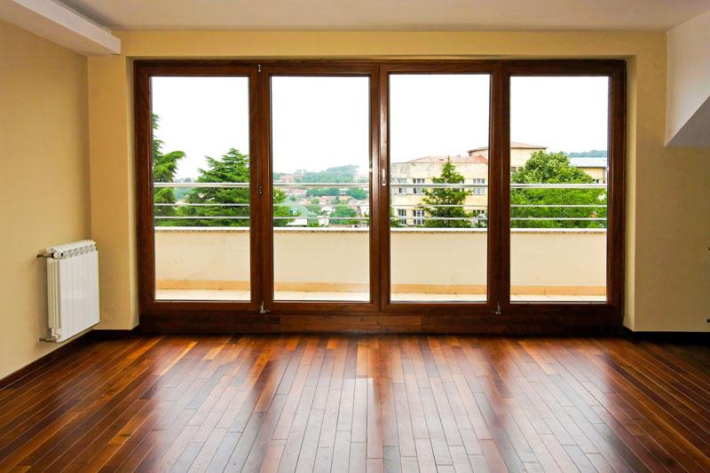 wood vs pvc window frames