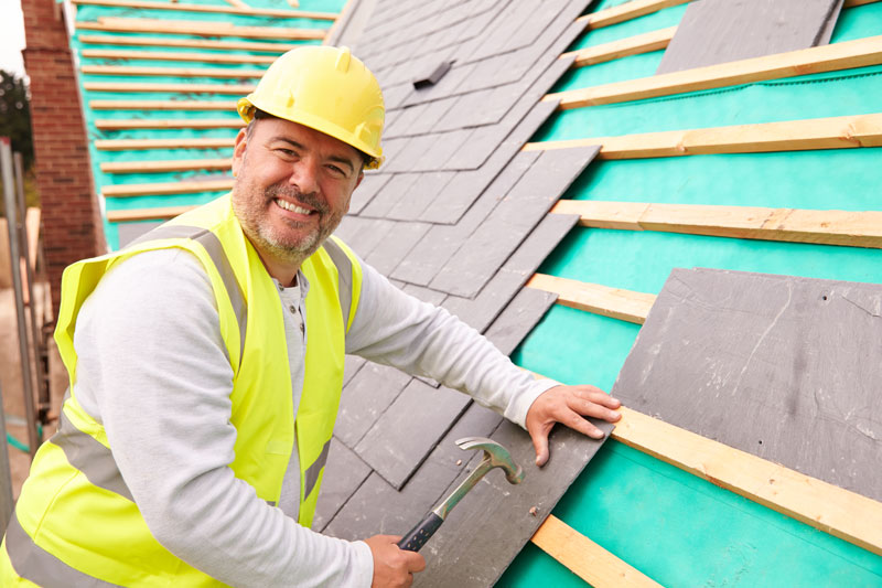 Can I Insulate My Slate Roof With Spray Foam