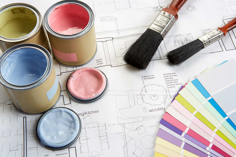 What Do You Paint Conservatory Walls With