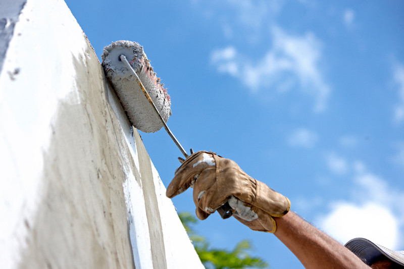 Painting Stucco With Properla Paint